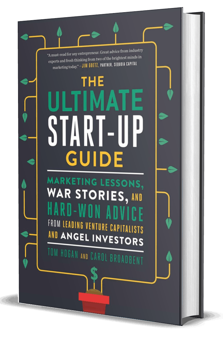 The Ultimate Start-Up Guide Hardcover